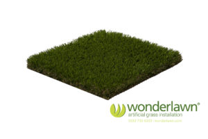 luxury artificial grass diamond white