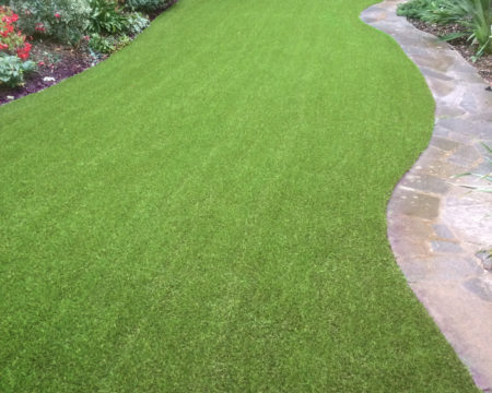A hilly installation in Hertford Hertfordshire