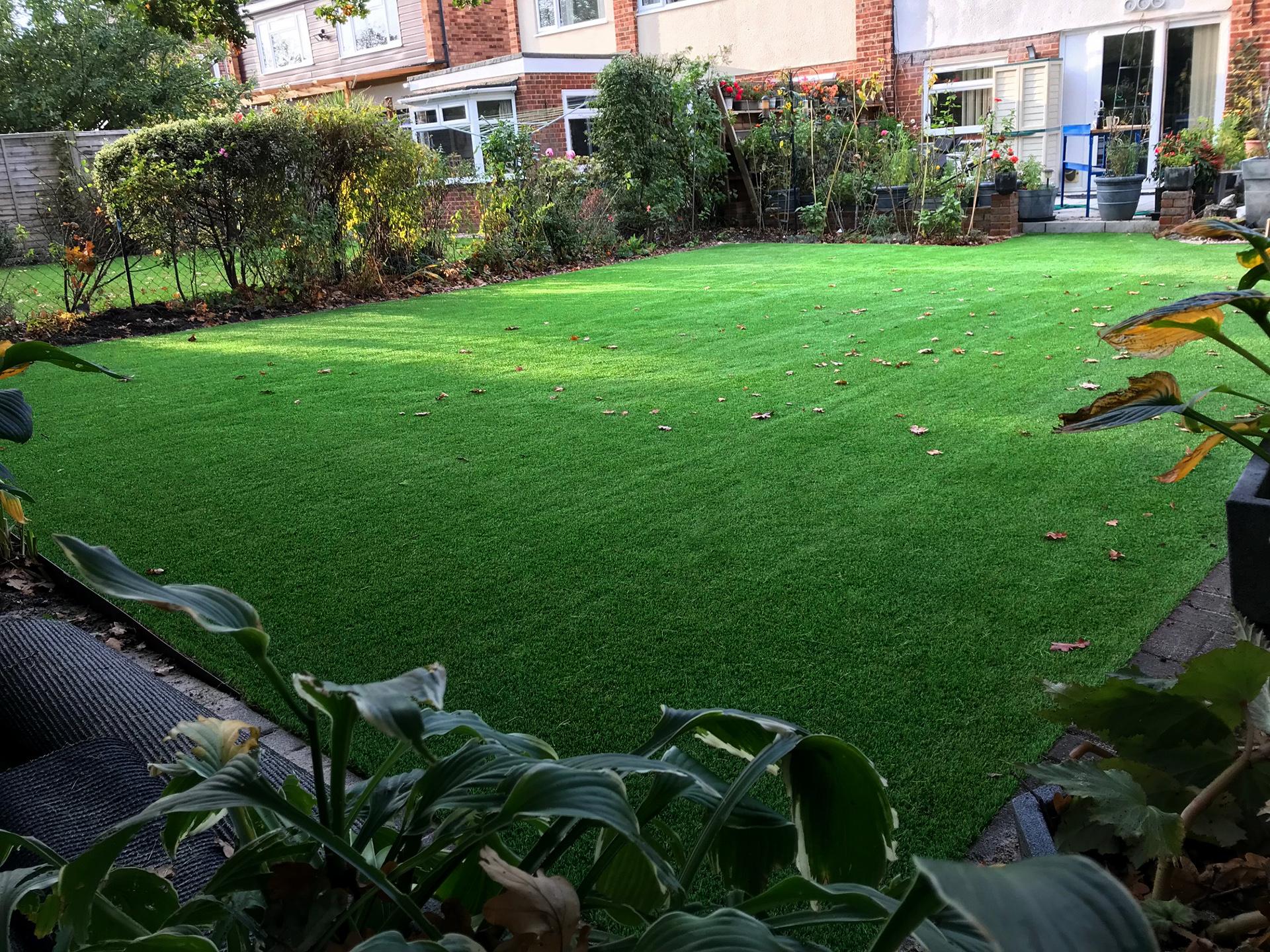 Windsor, an artificial country garden