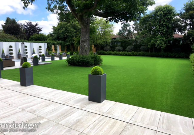 Is my garden too large for artificial grass? Best artificial grass in the UK.
