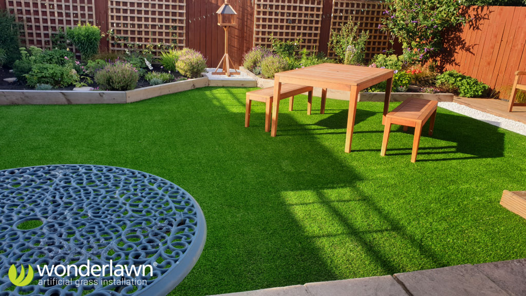 Gosforth Newcastle artificial grass