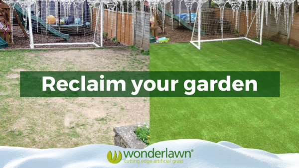 Reclaim your child's garden