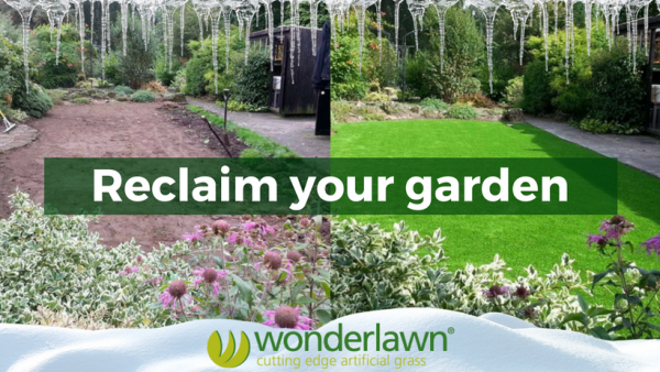 Reclaim your garden