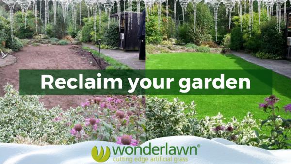 Reclaim your garden