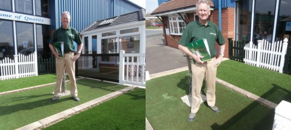 Artificial Grass Installation Staffordshire